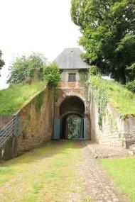 Visite de la citadelle deDoullens