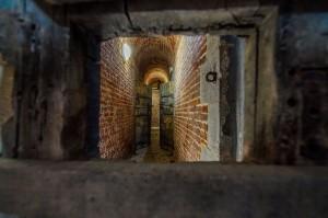 Saint-Omer, photo intérieur prison motte castrale © Philippe Hudelle-AUDRSO