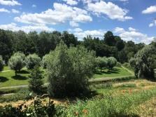 paradis de verdure à Le Quesnoy